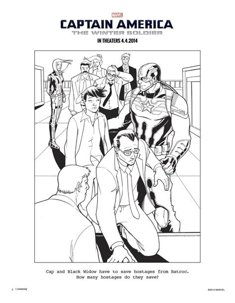 free captain america 2 coloring pages download printables