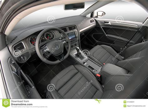 How To Shoo Car Interior At Home Car Interior Stock Image Image 31248201