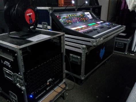 Mixer Allen Heath Ilive T112 allen heath ilive t112 image 1405085 audiofanzine