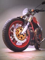 Motorrad Andere Gabel by Optimierungen