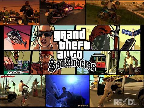 san adreas apk gta san andreas 1 08 apk data for android