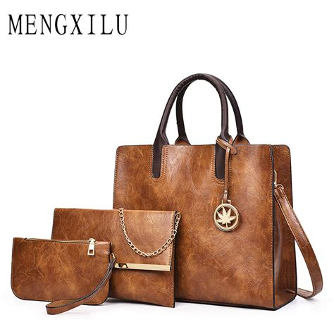 Which It Bag Are You 3 by Aliexpress Buy Mengxilu 2018 3 Set Bag