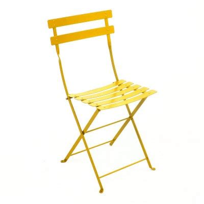 Bistro Chairs Uk Fermob Folding Metal Bistro Chair 28 Vibrant Colours Free Shipping
