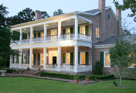 Plantation Style House by Plantation Style Homes Sep 2009 Eric And Berger