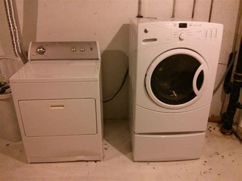 washer and dryer 404 page not found