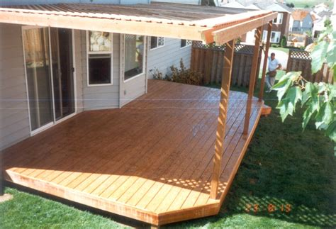 deck patio design gayus wood complete wood bench longboard designs decks