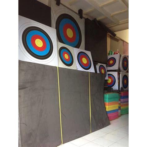 Target Sasaran Panah 40 X40 Cm jual bantalan target panahan sasaran panah papan target sponeva oleh toko sponeva