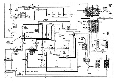 1997 volvo 850 turbo wiring diagrams wiring diagram schemes