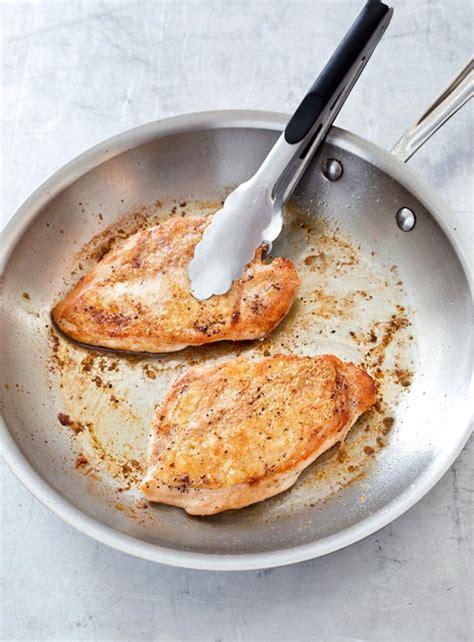 pan seared chicken breast recipe leite s culinaria