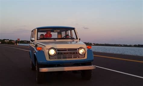 Fj55 Interior by 1972 Toyota Quot Iron Pig Quot Fj55 Land Cruiser New Interior New Paint Power Steering For Sale In Palm