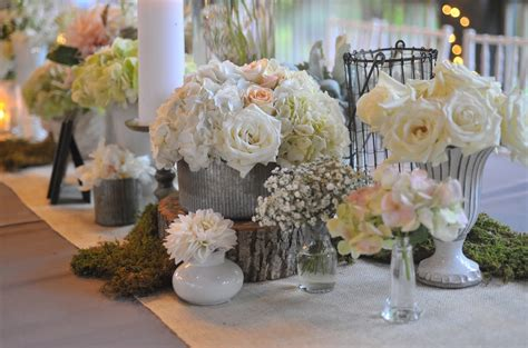 cherry plum events vintage and rustic style wedding decor