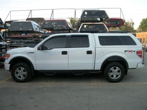 series profile white truck cap colorado springs colorado suburban toppers