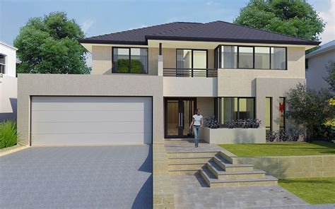 home design double story house plans and design house plans double story australia