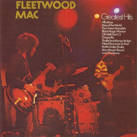 fleetwood mac best hits fleetwood mac greatest hits cd at discogs