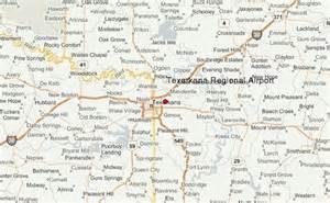 texarkana map texarkana regional airport location guide