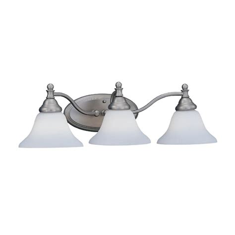 Wall Mount Vanity Light Fixtures by Designers Branson Collection 2 Light Rubbed
