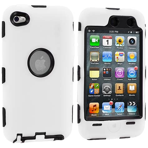 Ipod Touch 4 deluxe color black 3 skin for ipod touch 4
