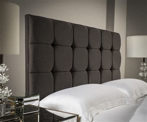 upholstered wood headboards cubes upholstered headboard upholstered headboards fr sueno