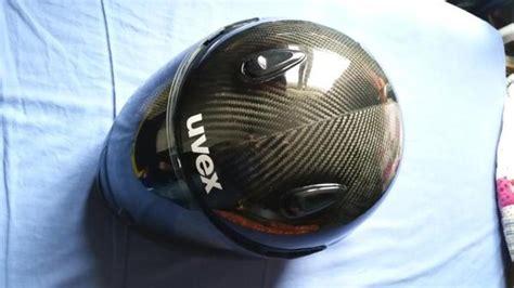 Motorradhelm Runtergefallen by Motorradhelm Uvex Carbon 750rs Antifoc In M 252 Nchen
