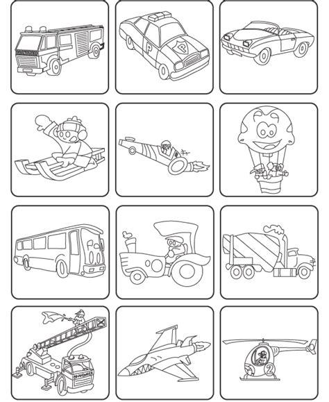barcos para pintar niños transportes para dibujar imagui