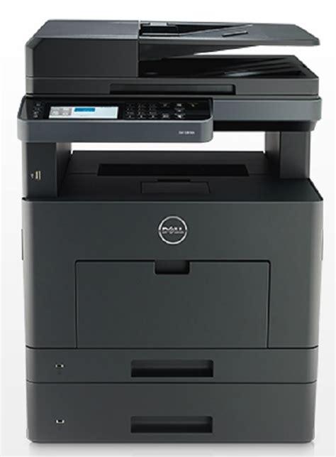 resetting dell printer s2815dn dell smart multifunction printer support center