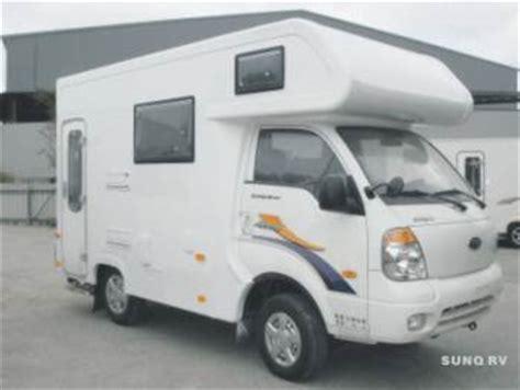 Kia Motor Homes Sunq Rv Motorhome