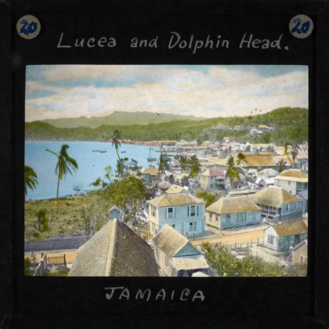 20th Century Ls by File Quot Lucea And Dolphin Jamaica Quot Early 20th Century