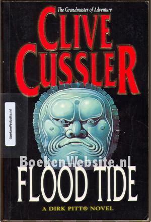 libro flood tide dirk pitt flood tide clive cussler boeken website nl