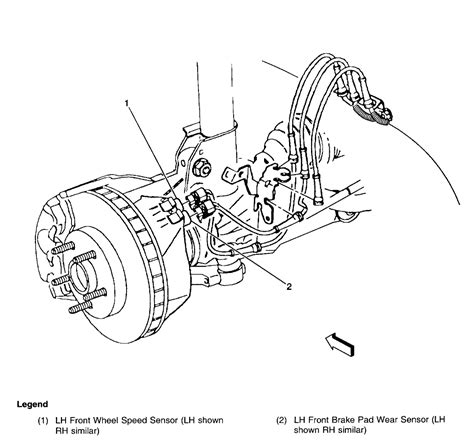 transmission control 1999 cadillac seville regenerative braking my 1999 cadillac seville sts has a change brake pad warning and service stabillity control