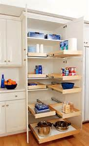 Storage Ideas For Kitchen Cabinets by 56 Useful Kitchen Storage Ideas Digsdigs