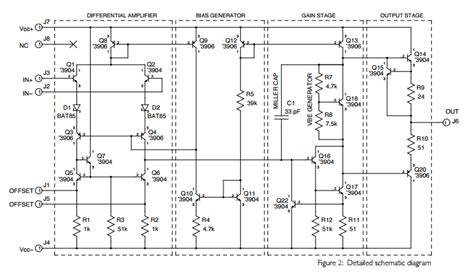 transistor as an lifier khan academy op negative feedback using op s electrical engineering figure 1 op op wirning diagrams