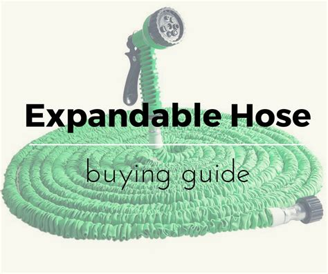 Best Expandable Garden Hose Review by Best Expandable Water Garden Hose Reviews Your Market Garden