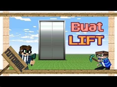 cara membuat sio forklift minecraft cara membuat lift youtube