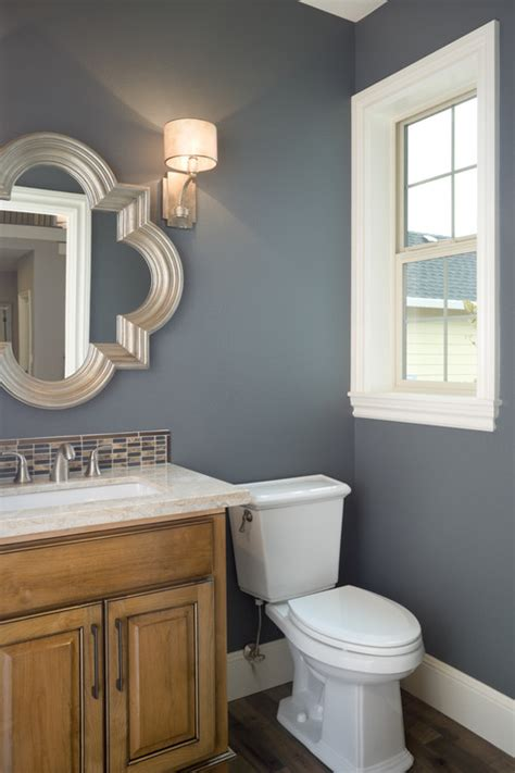 bathroom color starting point for choosing paint colors for a home