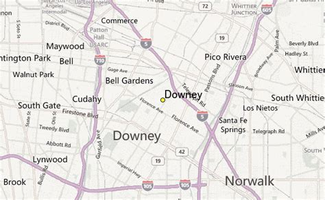 Weather For Bell Gardens by Downey Weather Station Record Historical Weather For