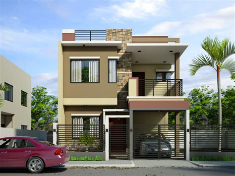 four story house plans