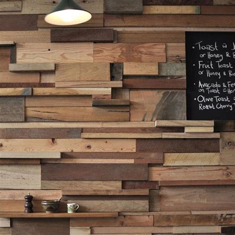 wood wall covering ideas reclaimed wood wall covering home ideas pinterest