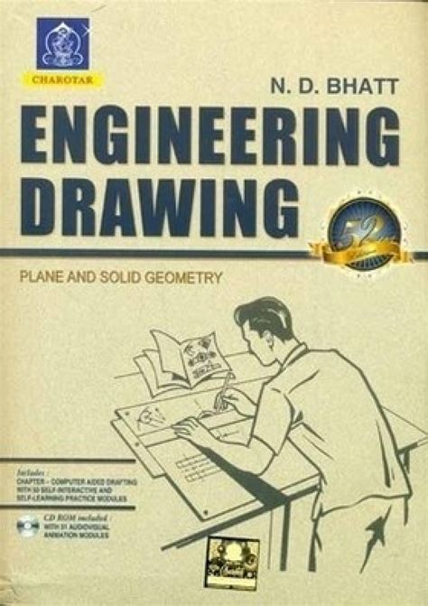 buy books of engineering drawing engineering drawing plane and solid geometry 52 e buy