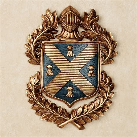 Coat Of Arms Decorations by Tassel Coat Of Arms Wall Plaque Decorations