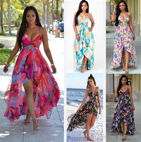 Dress Chiffon Flora chiffon summer flora printed slip dress flowy