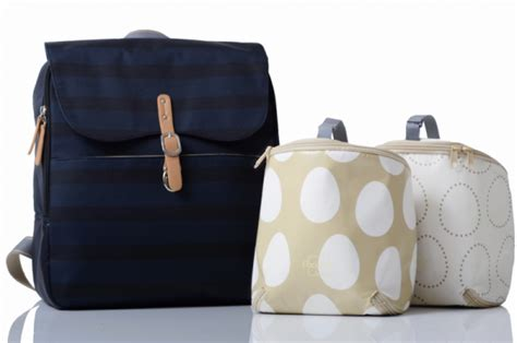 Pacapod Hastings Ink Stripe pacapod hastings changing bag in ink stripe mummy me