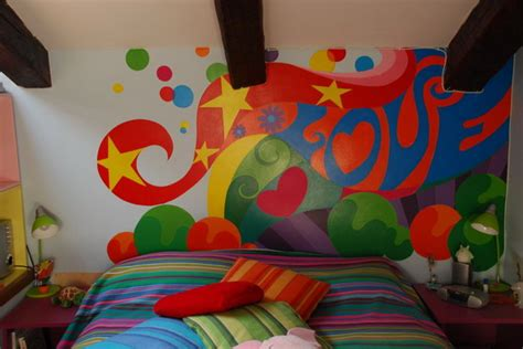 bedroom graffiti 11 amazing and cool graffiti in bedroom for inspiration