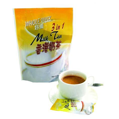 Moment Coffee Per Sachet 3 in 1 instant hong kong style milk tea sachet hong