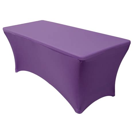 table cover rectangle wholesale stretch spandex 8 ft rectangle table covers