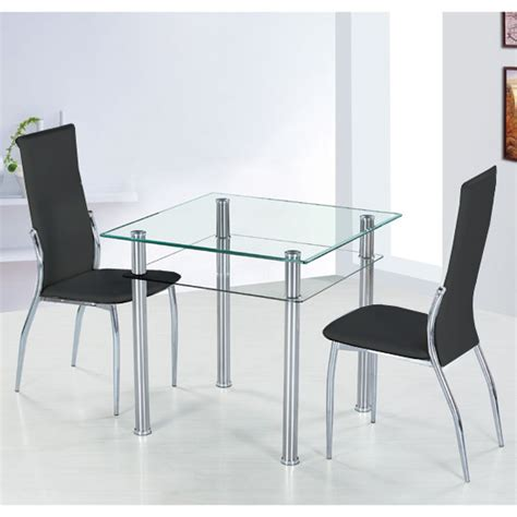 buy cheap square glass dining table compare tables