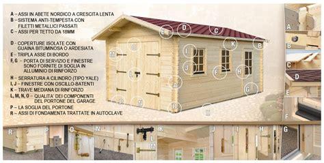 comprare box auto garage in legno emiliaromagna 3 2x5 7 casette italia