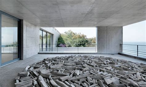 benesse house benesse house museum tadao ando archeyes