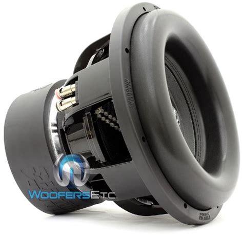 Speaker Subwoofer American 12 x 12 d2 sundown audio 12 quot 1250w rms dual 2 ohm x series
