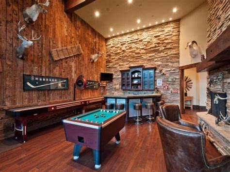Pool Shed Plans 10 Ridiculously Awesome Man Caves Sponsored