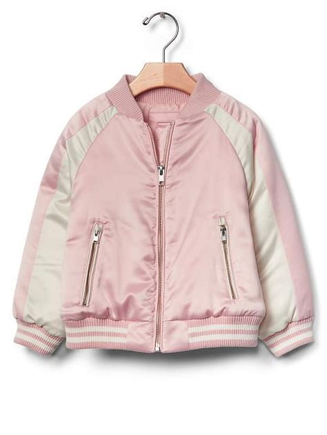 Bomber Pink Baby 25 best ideas about toddler bomber jacket on